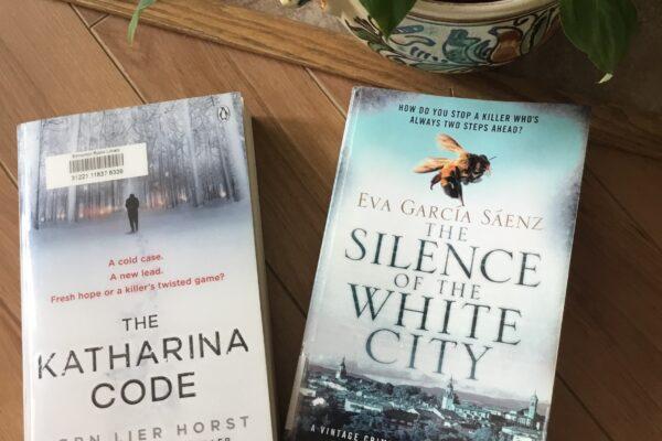 Mini Book-Reviews, Part Two